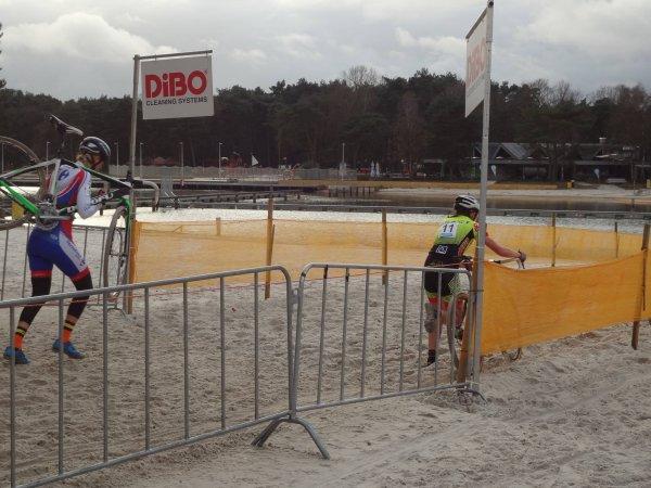 Mol(Belgique).Championnat du Monde Cyclo Cross Masters Dames Day 1. Vendredi 2 décembre 2016