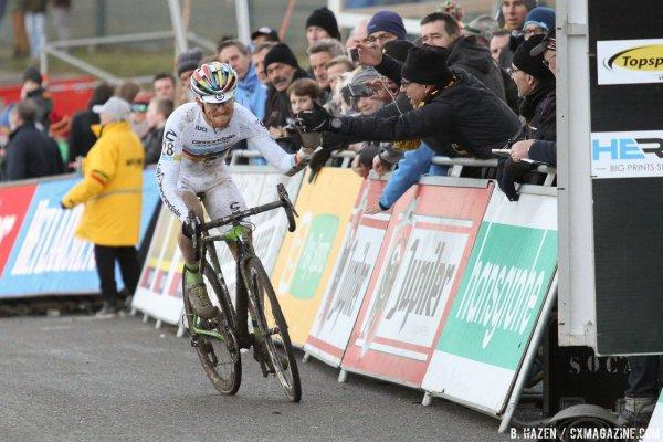 Spa-Francorchamps(Bel).Hansgrohe Superprestige Hommes/Dames UCI C1. Samedi 3 décembre 2016