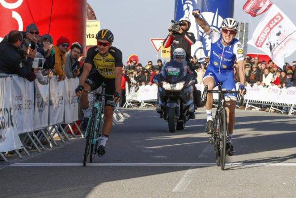 Faro(Por).43° Volta ao Algarve UCI 2 H.C.2° étape  Lagoa- Faro 189,3 km.Jeudi 16 février 2017