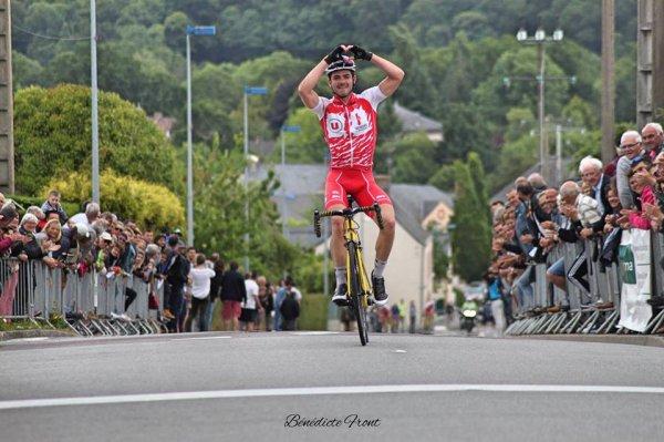 Genest Saint-Isle(53).Championnat des Pays de la Loire Elites. Genest Saint-Isle - Genest Saint-Isle 145,7 km. Lundi 5 juin 2017
