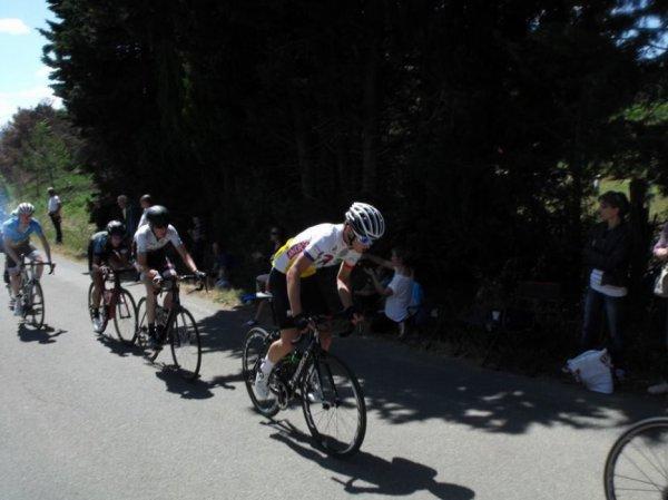 MAULEON(64). MAULEON - Col de GAMIA 87 km.1° Manche du Challenge Basco Béarnais.2-3-J-PC OPEN. Samedi 10 juin 2017