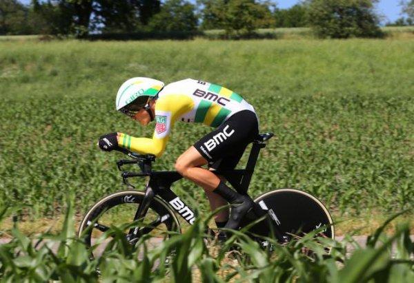 Cham(Suisse).81° Tour de Suisse UCI 2.UWT.1° étape CLM Indi.  Cham -  Cham  6 km.Samedi 10 juin 2017
