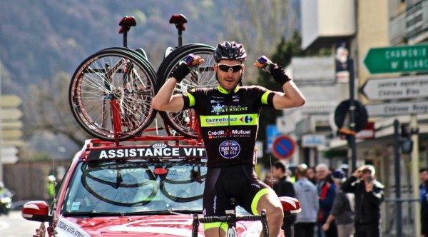 Val d'Oingt(69).26° Tour du Beaujolais Elite Nationale 2.12.1.3° étape Saint-Georges-de-Reneins - Val d'Oingt 98,5 km.Dimanche 11 juin 2017