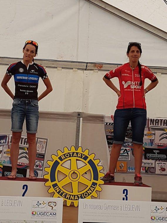 L'ISLE-JOURDAIN(32). Cyclosportive La Marion Clignet.Trophée FFC Midi-Pyrénées des Cyclosportives.Samedi 10 juin 2017