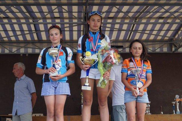 ESTANCARBON(31).Championnat Midi-Pyrénées des écoles de vélo.Pré-licenciés à Minimes.Dimanche 11 juin 2017
