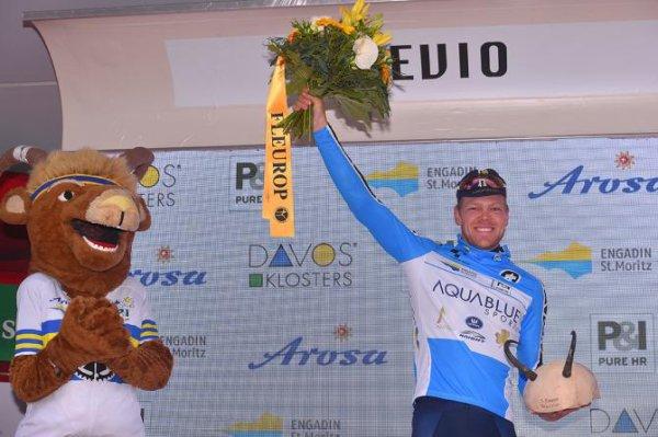 Cevio(Suisse).81° Tour de Suisse UCI 2.UWT.5° étape Bex  -  Cevio  222 km. Mercredi 14 juin 2017