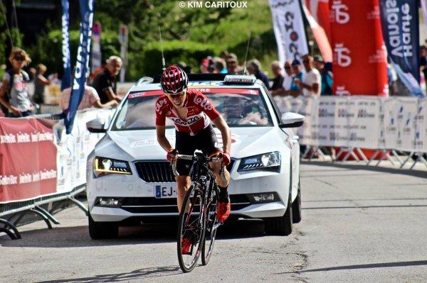 Aussois(73).Tour de Savoie Mont-Blanc UCI 2.2.1° étape La Léchère - Aussois 139 km. Jeudi 15 juin 2017