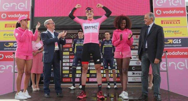 Imperatore Cima Pantin(Italie).Baby Giro d'Italia UCI 2.2U.7° étape Francavilla al Mare - Campo Imperatore Cima Pantin 148.9 km.Jeudi 15 juin 2017