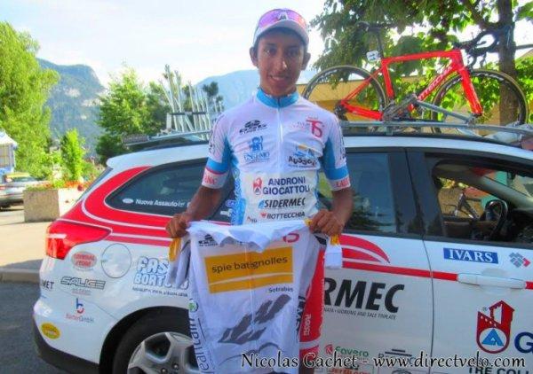 Cluses(74).Tour de Savoie Mont-Blanc UCI 2.2.2° étape Val Cenis - Cluses 188 km. Vendredi 16  juin 2017