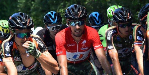 Saramon(32).41° édition de la Route du Sud UCI 2.1.2° étape Sor - Saramon 173.8 km.Vendredi 16 juin 2017