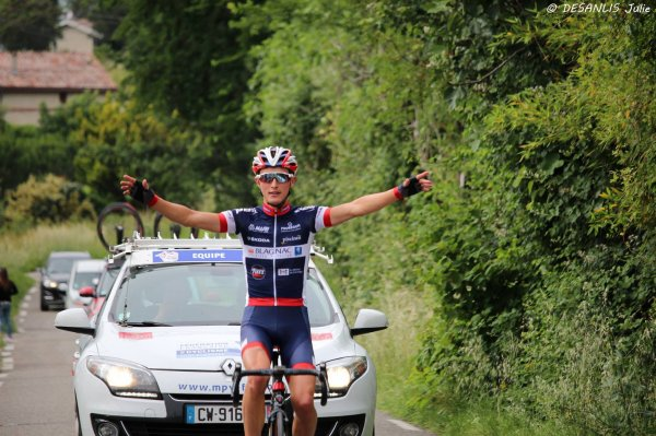 Arleuf(58)41° Tour Nivernais Morvan (Elite Nationale 1.12.1.1° étape Sauvigny-les-Bois - Arleuf 147,5 km.Jeudi 15 juin 2017