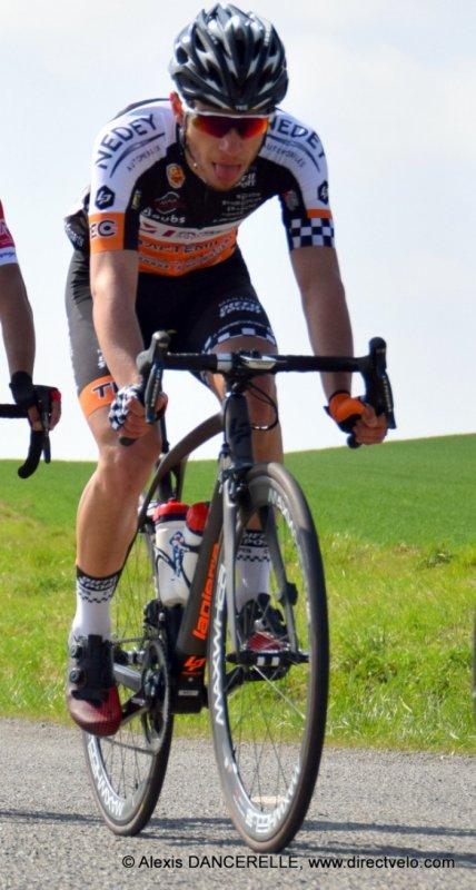 La Machine(58).41° Tour Nivernais Morvan Elite Nationale 1.12.1.2° étape Tracy-sur-Loire - La Machine 150.9 km.Vendredi 16 juin 2017