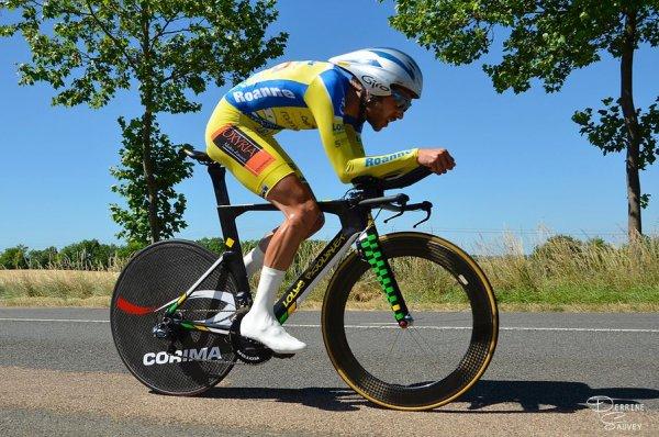 Pougues-les-Eaux(58).41° Tour Nivernais Morvan Elite Nationale 1.12.1.3° étape Pougues-les-Eaux - Pougues-les-Eaux CLM Indi.15.9 km.Samedi 17 juin 2017