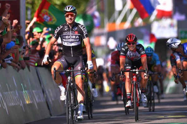 Schaffhausen(Suisse).81° Tour de Suisse UCI 2.UWT. 8° étape Schaffhausen - Schaffhausen 100 km. Sameedi 17 juin 2017