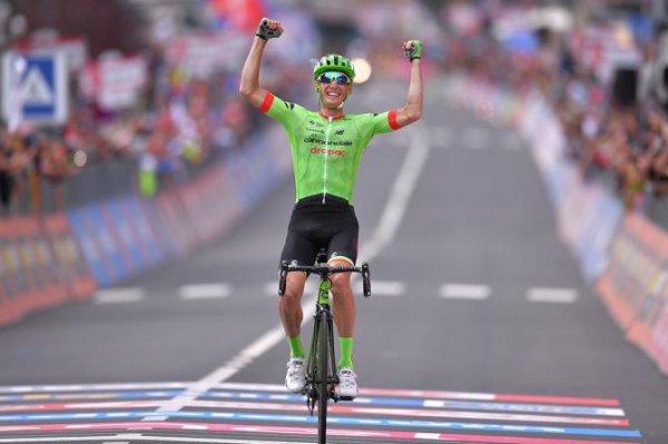 Gavarnie-Gèdre(65).41° édition de la Route du Sud UCI 2.1.3° étape 167km Saint-Gaudens - Gavarnie-Gèdre 167 km.Samedi 17 juin 2017