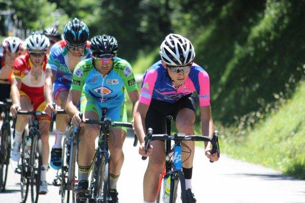 Oloron Ste Marie(64).2° Tour du Béarn.FFC 1,2,3,Juniors. 2° étape  Oloron Ste Marie - Oloron Ste Marie 114.7 km.Dimanche 18 juin 2017