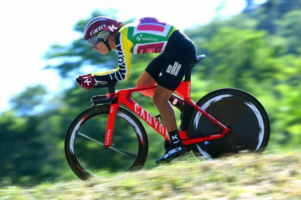 Schaffhausen(Suisse).81° Tour de Suisse UCI 2.UWT. 9° étape Schaffhausen - Schaffhausen CLM Indi. 26.8 km. Dimanche 18 juin 2017