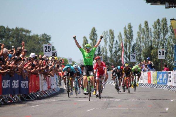 Nogaro(32).41° édition de la Route du Sud UCI 2.1.4° étape Gers-Astarac Arros en Gascogne - Nogaro 154.6 km.Dimanche 18 juin 2017