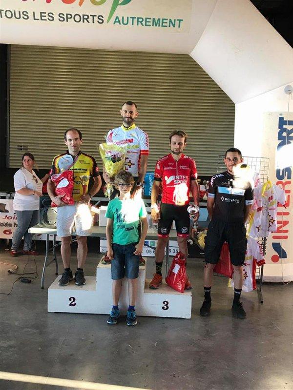 LAVERCANTIERE(46).Championnat Régional OCCITANIE UFOLEP Catégories d'âges.Dimanche 25 Juin 2017