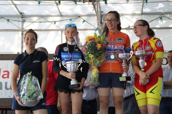CASTELSARRASIN(82).Trophée des écoles de vélo.Trophée Clément TOURNOU.De Pré-licenciés à Minimes.Dimanche 25 juin 2017