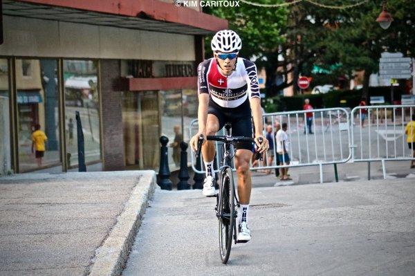 Montchavin-Les Coches(73).2° Tour de Tarentaise Régionale toutes catégories.1° étape Mâcot-la-Plagne - Montchavin-Les Coches 91.2 km.Vendredi 7 juillet 2017