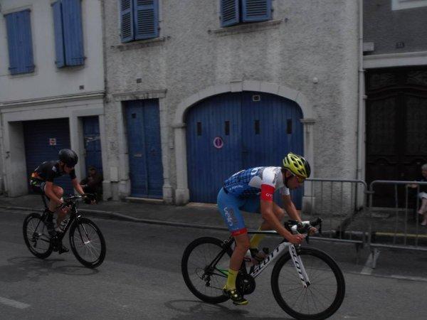 Orthez(64).Grand Prix des Fêtes. 2.3.Junior.PC Open.Samedi 22 Juillet 2017