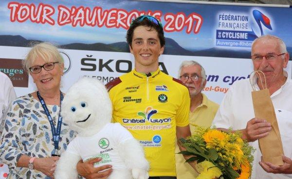 Riom(63).Tour d'Auvergne Elite Nationale 1.12.1.1° étape Montluçon  - Riom 160 km. Samedi 22 juillet 2017