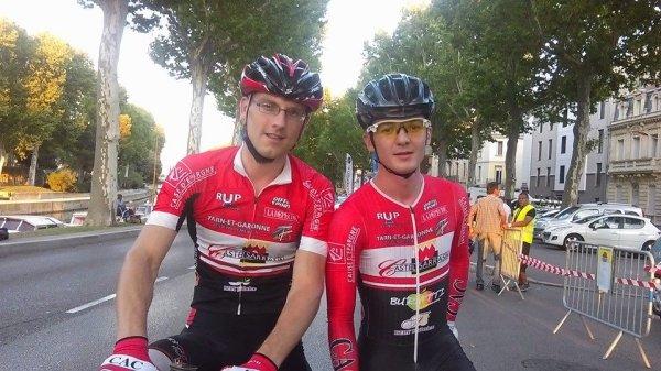 Narbonne(11).29ème Ronde des Quais.Nocturne. 1.2.3.J PCO.Vendredi 21 juillet 2017