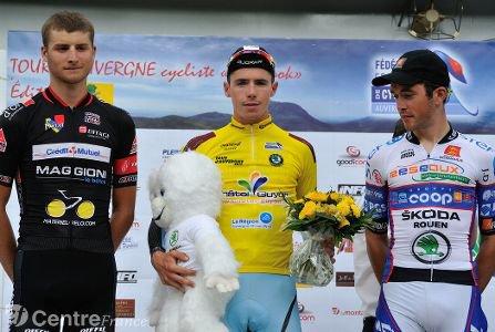 Châtel-Guyon(63).Tour d'Auvergne Elite Nationale 1.12.1.2° étape Riom - Châtel-Guyon 165 km. Dimanche 16 juillet 2017