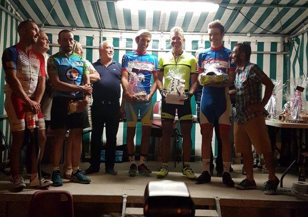 Classement Complet  Luchon(31).Nocturne.Grand Prix Cycliste.UFOLEP 1/2/3/GS/F.Samedi 29 Juillet 2017