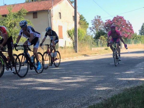 Labastide du temple(82)11° Grand Prix Cycliste.UFOLEP 1/2/3/GS/F.Samedi 29 Juillet 2017