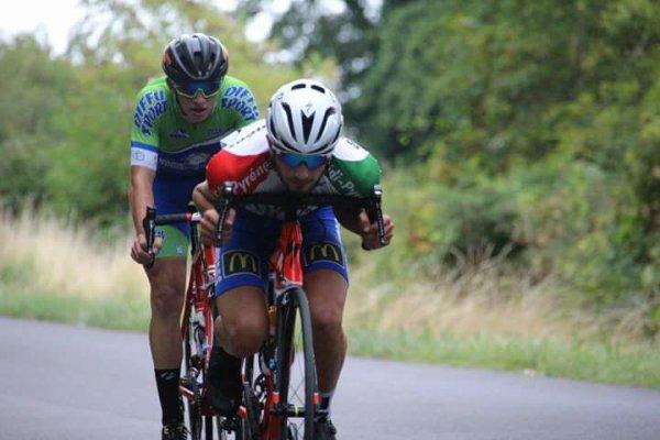 Saint-Amand-Montrond(18).Championnat de France Route Espoirs.Dimanche 30 Juillet 2017