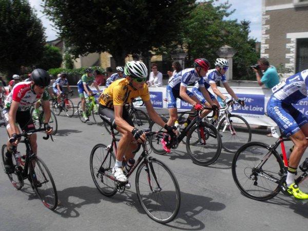 Saint-Amand-Montrond(18).Championnat de France Route Juniors. Dimanche 30 Juillet 2017