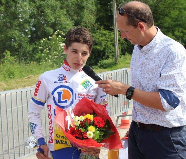 Lasalle(30).15° édition du Tour Junior Causses-Aigoual-Cévennes & Pays de Sommières Nationale Juniors 1.14.1. 3° étape Lasalle - Lasalle 84 km.Dimanche 6 août 2017