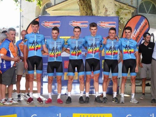 Lasalle(30).15° édition du Tour Junior Causses-Aigoual-Cévennes & Pays de Sommières Nationale Juniors 1.14.1. Samedi 5 août & Dimanche 6 août 2017