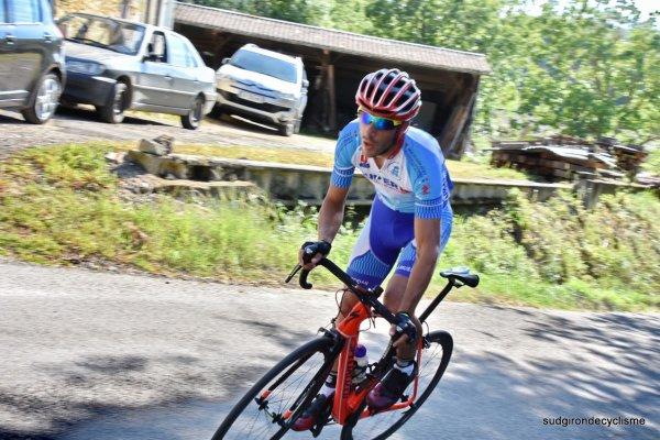 PUY L'EVEQUE(46).60 ème Grand Prix Cycliste – Souvenir Paul Saint Gérard.1°2°3° Juniors PCO,Cadets.Mardi 08 août 2017