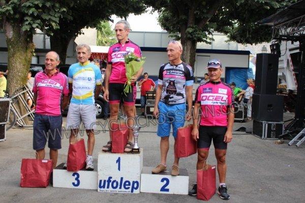 Pontacq(64).Course des Fêtes.UFOLEP 1.2.3.GS.F.Lundi 7 août 2017