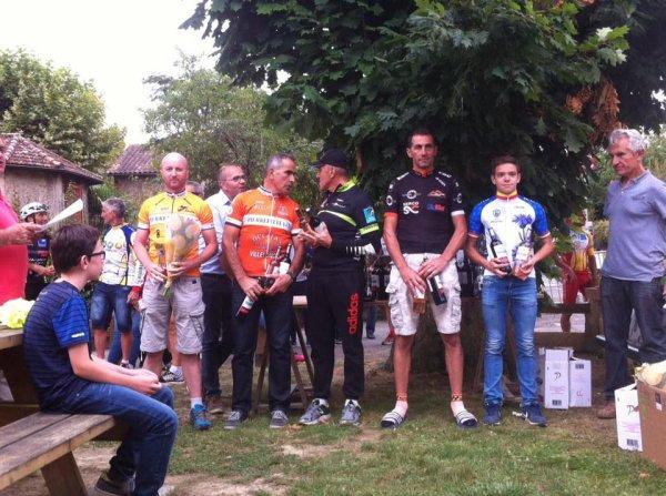 Madiran(65).Grand Prix Cycliste des Fêtes.UFOLEP 1.2.3/GS/FEM.Cadets Minimes.Mercredi 16 août 2017