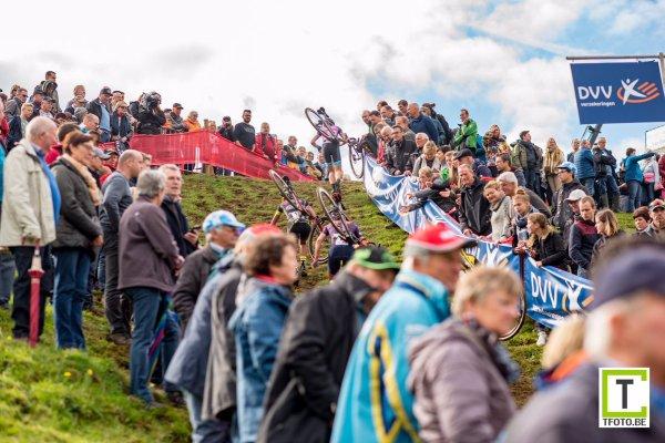 Renaix(Bel).Cyclo-Cross - DVV Verzekeringen.Trophée Banque BPost UCI C1.Elite Men,Women,U23 Men,Junior Men.Dimanche 08 Octobre 2017