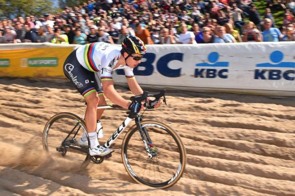 Zonhoven(Bel).Cyclocross Superprestige Telenet UCI C1 Elite Men,Women.Dimanche 15 octobre 2017