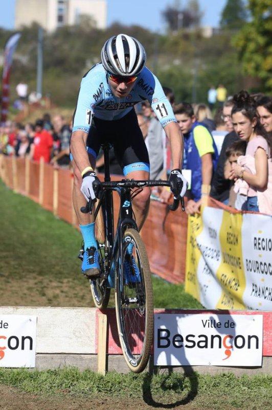 Besançon(25).1° Manche de la Coupe de France de Cyclo-Cross Espoirs UCI C1. Dimanche 15 octobre 2017