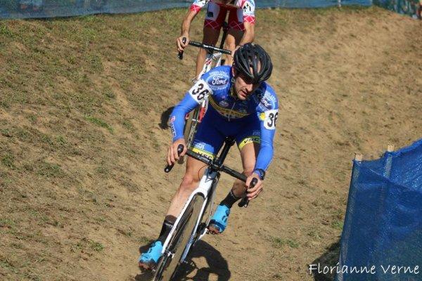 Besançon(25).1° Manche de la Coupe de France de Cyclo-Cross Elite UCI C1. Dimanche 15 octobre 2017