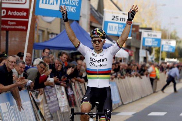 Ardooie(Bel).Kermiscross cyclo-cross UCI C2.Elites Hommes/Dames.Jeudi 19 Octobre 2017