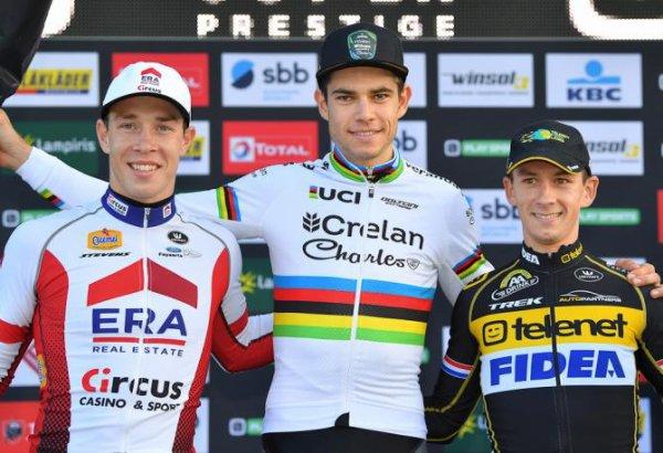 Boom(Bel).Telenet Superprestige Niels Albert Cyclo-cross UCI C2.Samedi 21 octobre 2017
