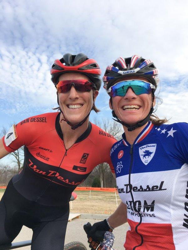 Broken Arrow(Usa).Ruts N' Guts Day 2 UCI C2.Elite Men, Elite Women.Dimanche 03 décembre 2017