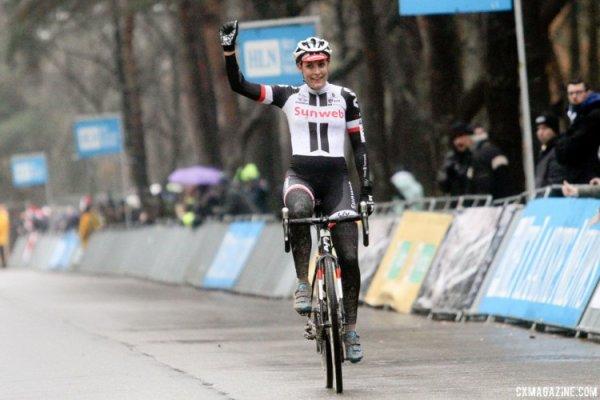 Mol(Bel).Lampiris Zilvermeercross Cyclo-cross UCI C2.Élite Hommes,Élite Dames.Dimanche 03 décembre 2017