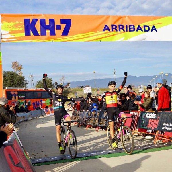 Barcelone(Esp).VIII CicloCross de Les Franqueses del Vallès UCI C2.Elites Hommes,Elites Femmes,Juniors. Vendredi 8 décembre 2017
