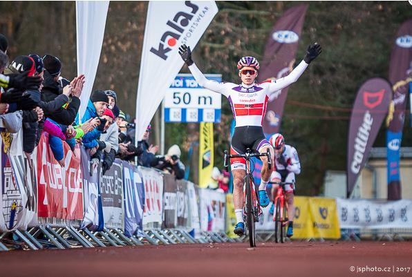 Kolin(RTC).7° Manche Toi Toi Cup UCI C1.Elite Men,Elite Women.Samedi 9 Décembre 2017