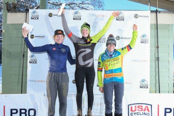 Hendersonville(Usa).North Carolina Grand Prix - Race 1 UCI C2.Elites Men,Elites Women.Samedi 9 Décembre 2017