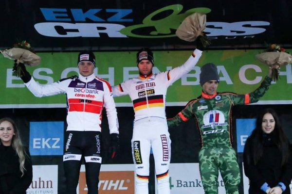 Eschenbach(Sui).EKZ Cross Tour UCI C1.Elites Hommes,Elite Femmes.Dimanche 10 Décembre 2017